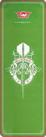 Bull's NL Dart Mat - Koberec k terči - Wide - Green