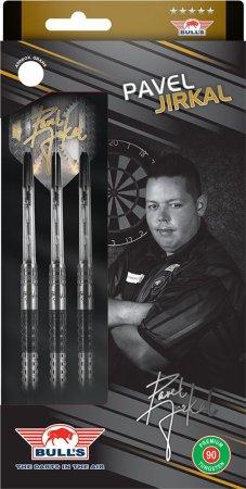 Bull's NL Šipky Steel Pavel Jirkal - Black - 25g