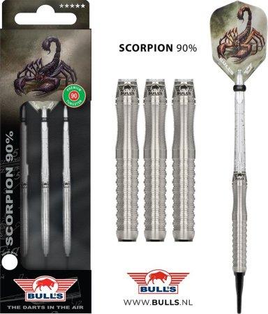 Bull's NL Šipky Scorpion - 18g