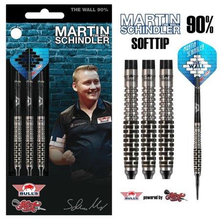 Bull's NL Šipky Martin Schindler - The Wall 90% - 18g