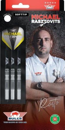 Bull's NL Šipky Michael Rasztovits - 18g