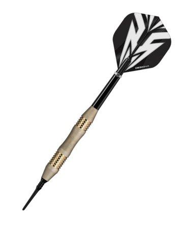 Designa Šipky Mako - Micro - Silver - 21g