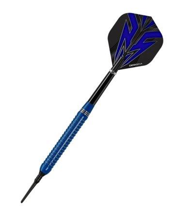 Designa Šipky Mako - Shark - Blue - 20g