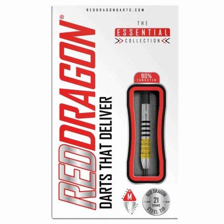 Red Dragon Šipky Steel Scott Baker - 21g