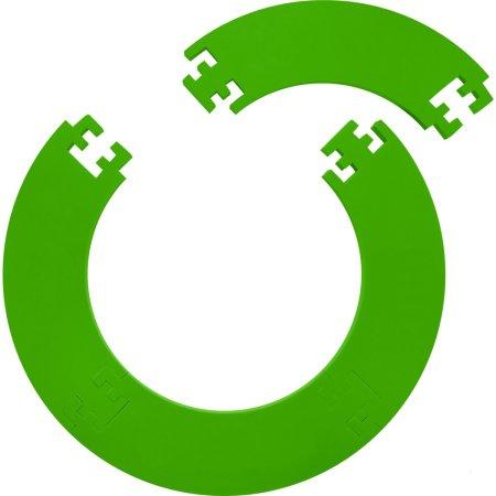 Designa Surround - kruh kolem terče - Jigsaw - Green