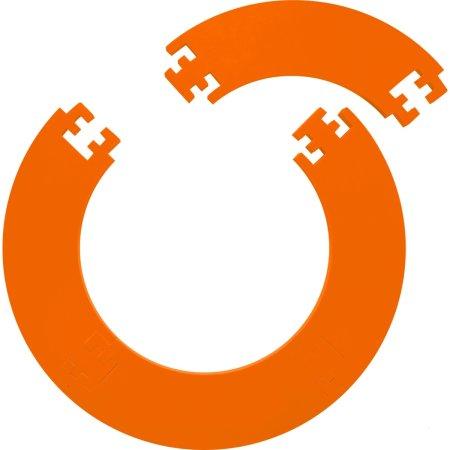 Designa Surround - kruh kolem terče - Jigsaw - Orange