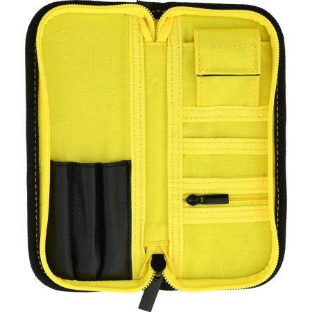 Designa Pouzdro na šipky Fortex - black / yellow