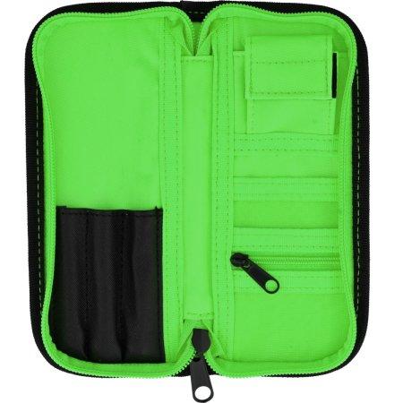 Designa Pouzdro na šipky Fortex - black / green