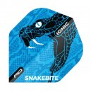 Red Dragon Letky Peter Wright Snakebite Ionic - Snake Blue RF6569