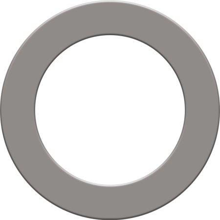 Designa Surround - kruh kolem terče - Grey