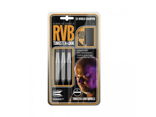 Target - darts Šipky Steel Raymond van Barneveld - Tungsten Look - 23g