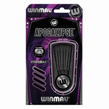 Winmau Šipky Steel Apocalypse - Style 1 - 21g