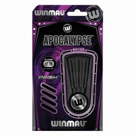 Winmau Šipky Steel Apocalypse - Style 3 - 23g
