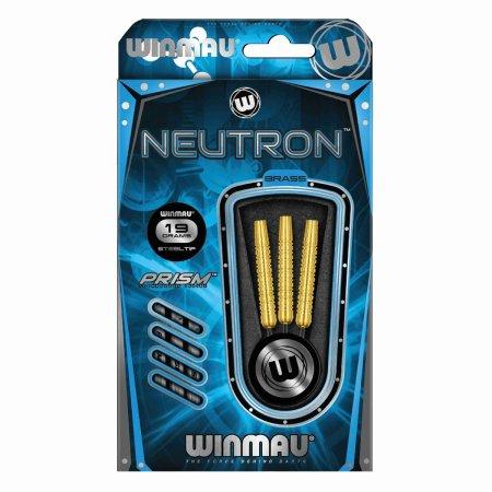 Winmau Šipky Steel Neutron - Style 1 - 19g