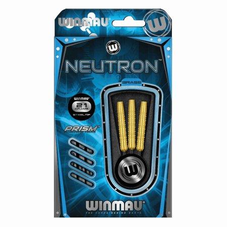 Winmau Šipky Steel Neutron - Style 1 - 21g