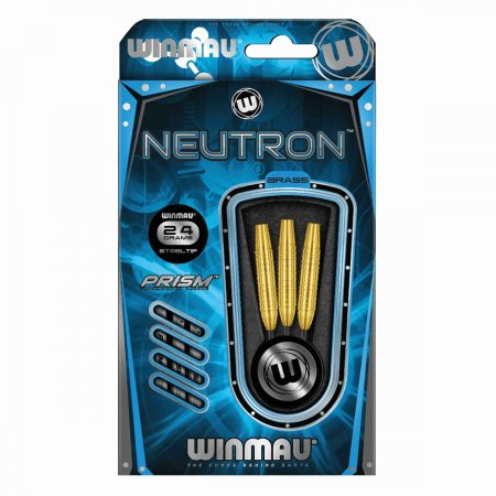 Winmau Šipky Steel Neutron - Style 2 - 24g