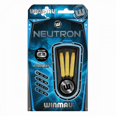 Winmau Šipky Steel Neutron - Style 4 - 23g