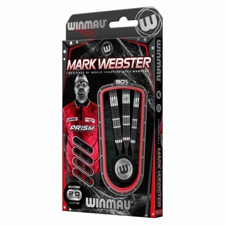Winmau Šipky Mark Webster - 20g
