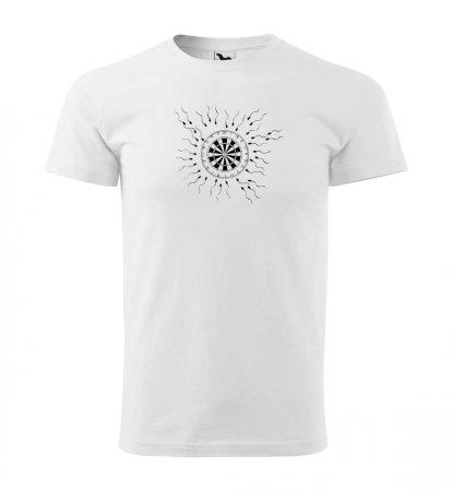 Malfini Triko s potiskem - Motiv 9 - white - XL