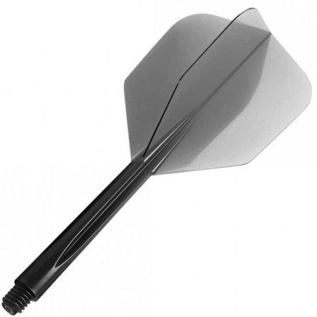 Condor Letky Zero Stress - Small - Long - Clear Black CN039