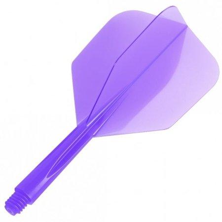 Condor Letky Zero Stress - Small - Short - Clear Purple CN043