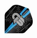 Red Dragon Letky Gerwyn Price - World Champion - Blue Logo RF6577