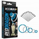 Red Dragon Gerwyn Price Iceman Practice Rings - tréninkové kroužky na sisalový terč