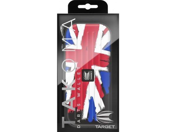 Target - darts Pouzdro na šipky TAKOMA FLAG GREAT BRITAIN