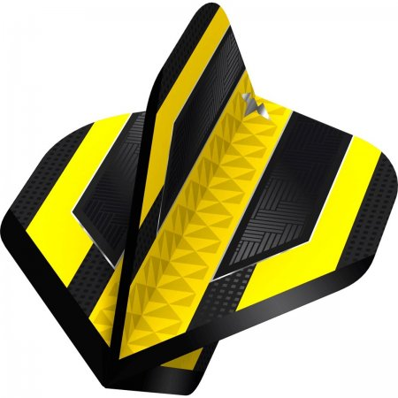 Mission Letky Temple - Black & Yellow F3359