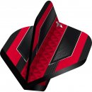 Mission Letky Temple - Black & Red F3361