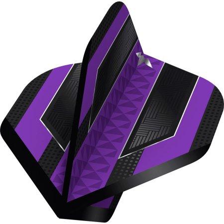 Mission Letky Temple - Black & Purple F3362