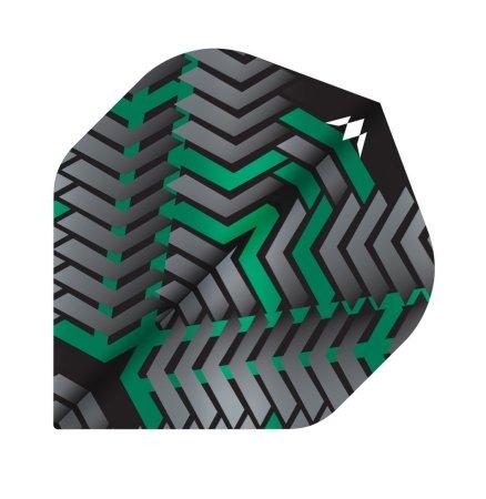 Mission Letky Vex - Black & Green F3349