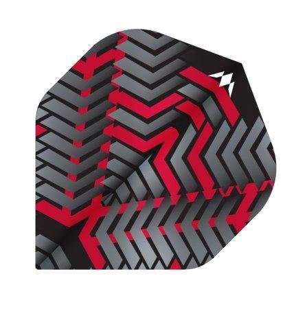 Mission Letky Vex - Black & Red F3350