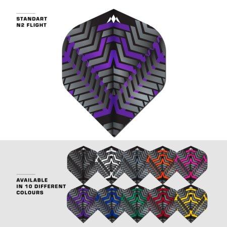 Mission Letky Vex - Black & Purple F3351