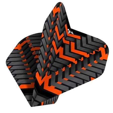 Mission Letky Vex - Black & Orange F3354