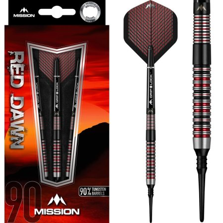 Mission Šipky Red Dawn - M1 - 19g