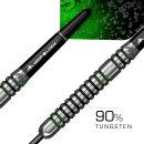 Mission Šipky Steel Martin Lukeman - Black & Green - 23g