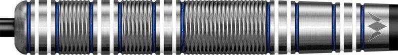 Mission Šipky Steel Alan Soutar - Blue & White - 24g
