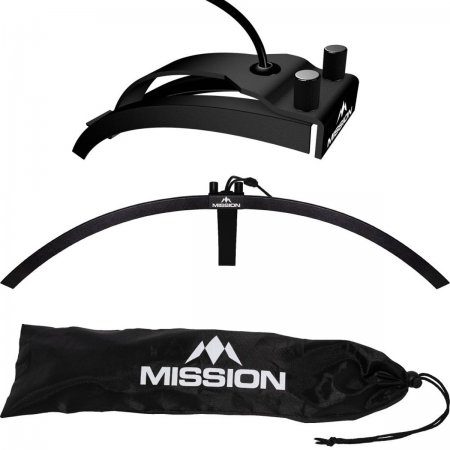Mission Torus 100 - Travel Light - osvětlení sisalového terče