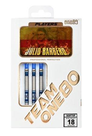 One80 Šipky Julio Barbero - 18g