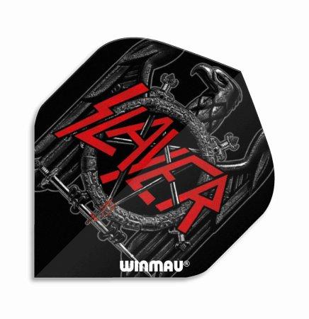 Winmau Letky Rock Legends - Slayer Black Eagle - W6905.221