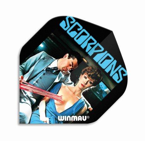 Winmau Letky Rock Legends - Scorpions Love Drive - W6905.219