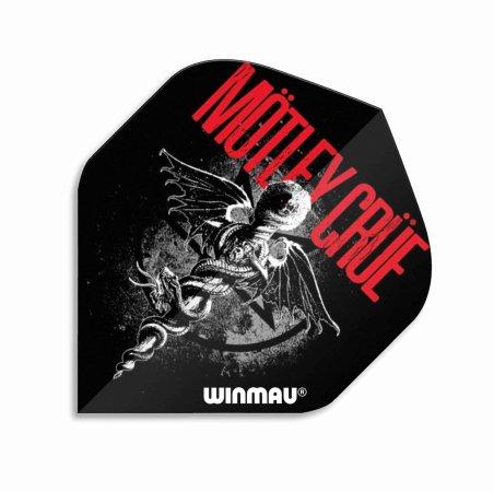 Winmau Letky Rock Legends - Motley Crue Feelgood - W6905.218