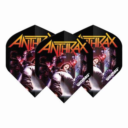 Winmau Letky Rock Legends - Anthrax - W6905.214