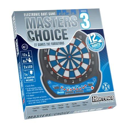 Harrows Elektronický terč Masters Choice 3