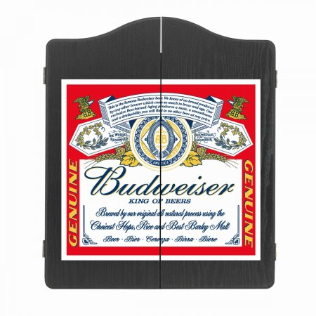 Winmau Kabinet Budweiser Label
