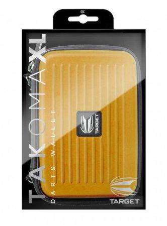 Target - darts Pouzdro na šipky TAKOMA XL WALLET yellow