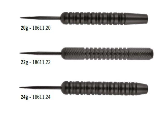 Elkadart Šipky Steel One Fifty Black - 24g