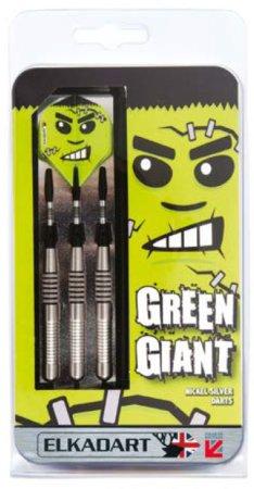 Elkadart Šipky Steel Green Giant - 22g