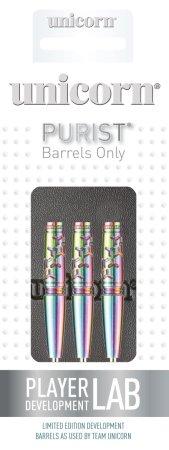 Unicorn Šipky Steel Purist Barrels Only DNA - Jelle Klaasen - 22g